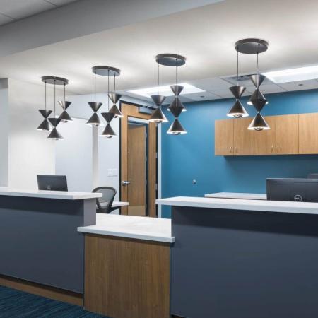 Desert Orthopedic Reception Desk